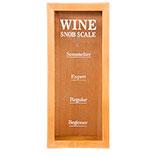 Wijn kurk houder