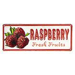 Tekstbord raspberry