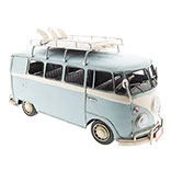 VW bus model licentie