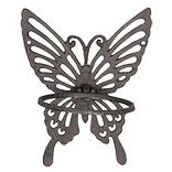 Handdoekhouder vlinder