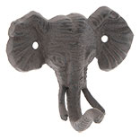 Wandhaak olifant