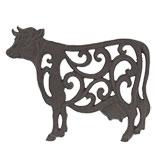 Pannenonderzetter koe