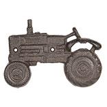 Flessenopener tractor