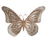 Wanddecoratie vlinder