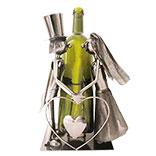 Flessenhouder bruidspaar