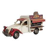Model food truck