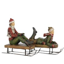 Sled couple set (2)