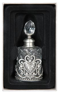 Parfumflesje Hart