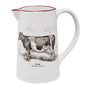 Pitcher cow