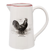 Pitcher rooster