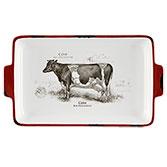 Platter Cow