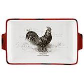 Platter rooster