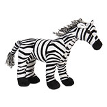 Deurstopper zebra