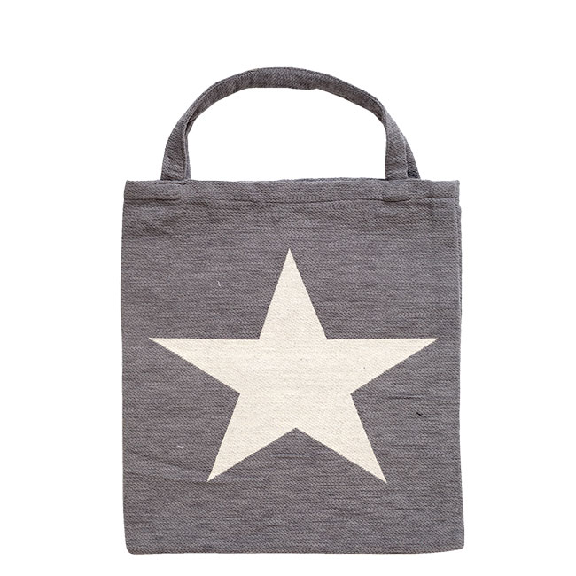 Shopper Star Grey