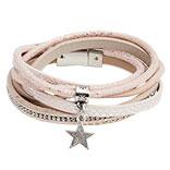 Armband Stella pink