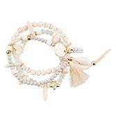 Bracelet Shells and stars