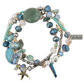 Armband Azur