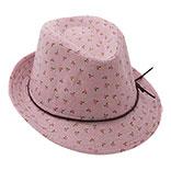 Hoed kind Malena pink