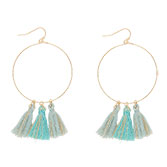 Earrings Gilia