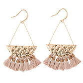 Earrings Aloutte