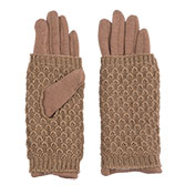 Handschoen set Knitted Kate