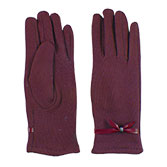 Handschoen set bow