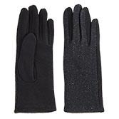 Handschoen set glitter