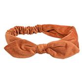 Haarband Velvet look bow