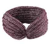 Haarband knitted