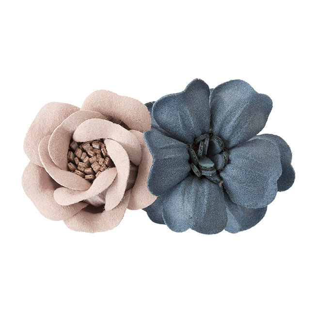 Haarklem Bonita pink blue