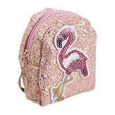 Sleutelbeursje flamingo