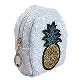 Sleutelbeursje pineapple