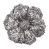 Broche vintage flower