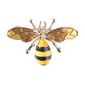 Broche bee