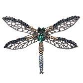 Broche dragonfly