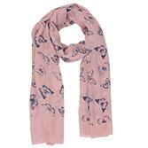Sjaal Butterfly pattern