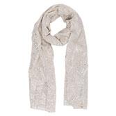 Sjaal Silver shimmer