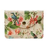 Portemonnee Bird Garden 11*8 cm