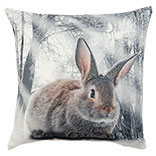 Cushion cover filled