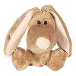 Decoratie knuffel konijn