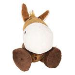 Decoratie knuffel paard