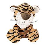 Decoratie knuffel tijger