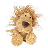 Decoratie knuffel leeuw