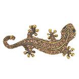 Broche salamander