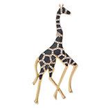 Broche giraf