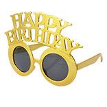 Feestbril Happy Birthday