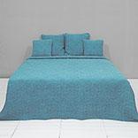 Bedsprei stonewashed