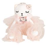 Decoratie knuffel kat