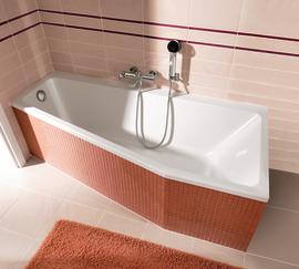 Ruimtebesparende baden