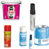 Coating, verven, conserveringsmiddelen en toebehoren